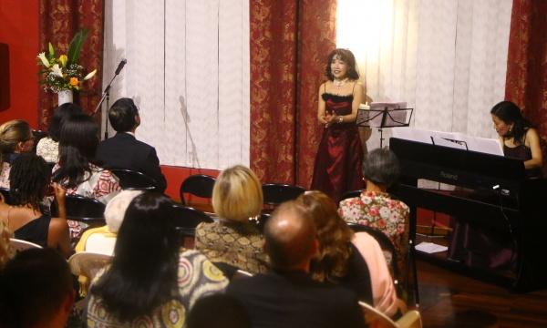 Japanese Opera Singer Promotes Rwanda-Japan Relations Through Music
