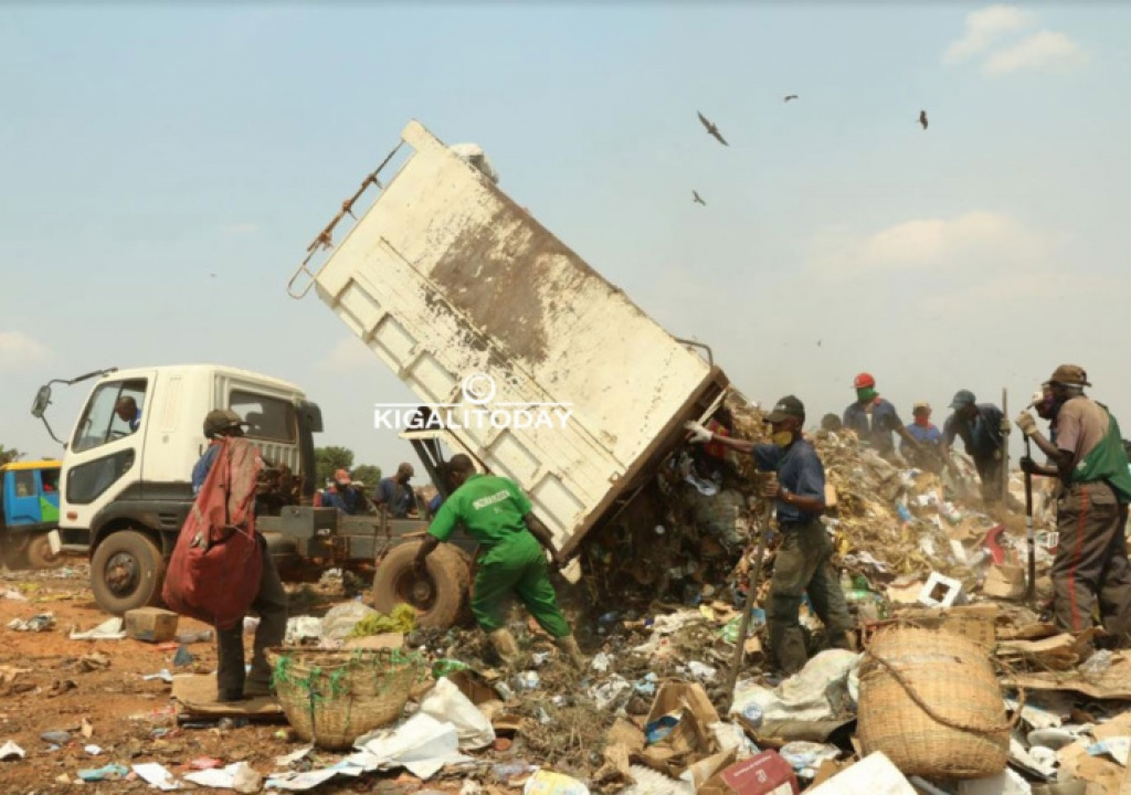Rwanda's Research Institute Shows Loopholes in Waste Management