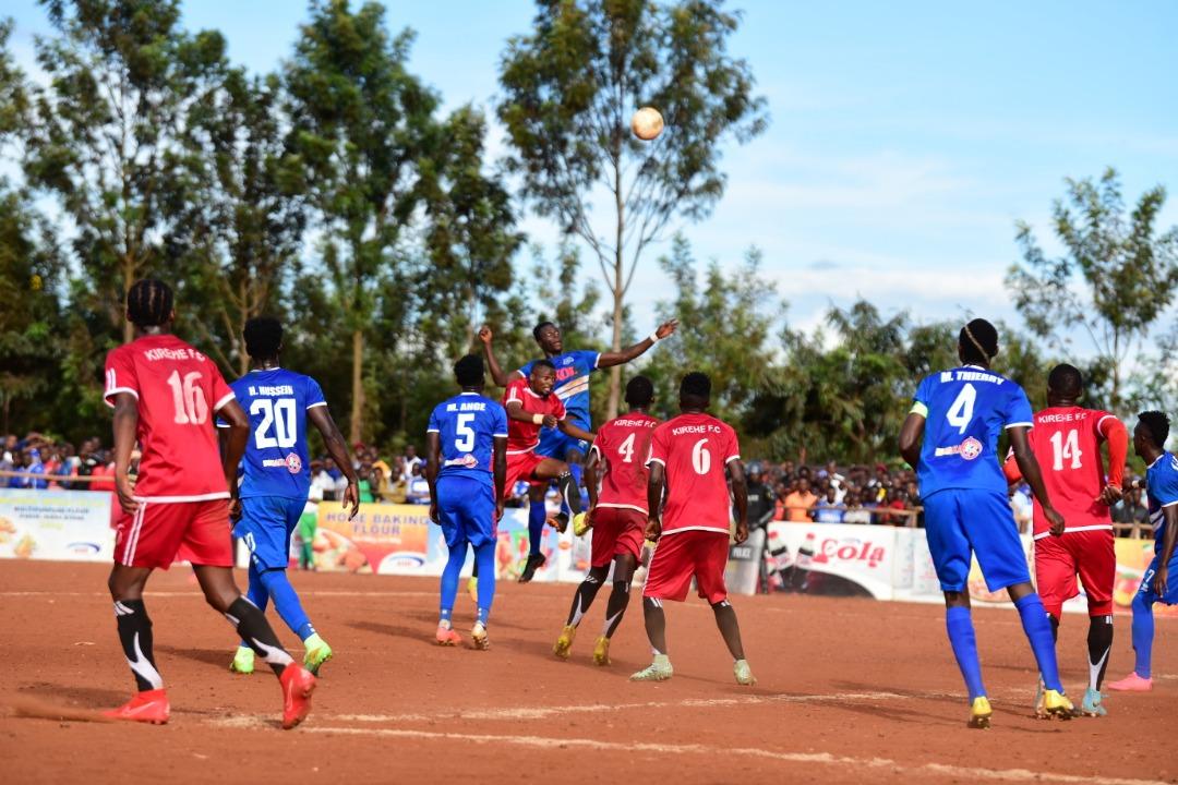 Rayon Sports Are Rwanda League Champions