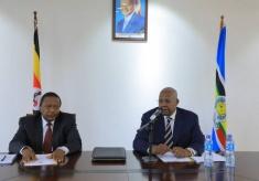Ugandan Foreign Minister Hoodwinks Kampala's Diplomatic Corps