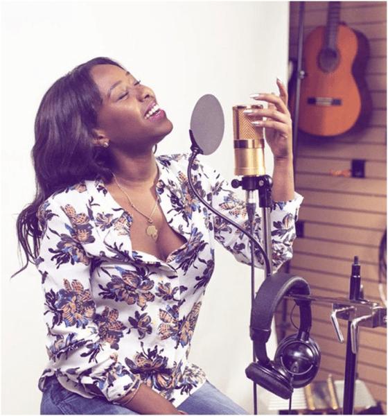Song Bird Neza Cements Her Love to Nigerian Superstar Skales