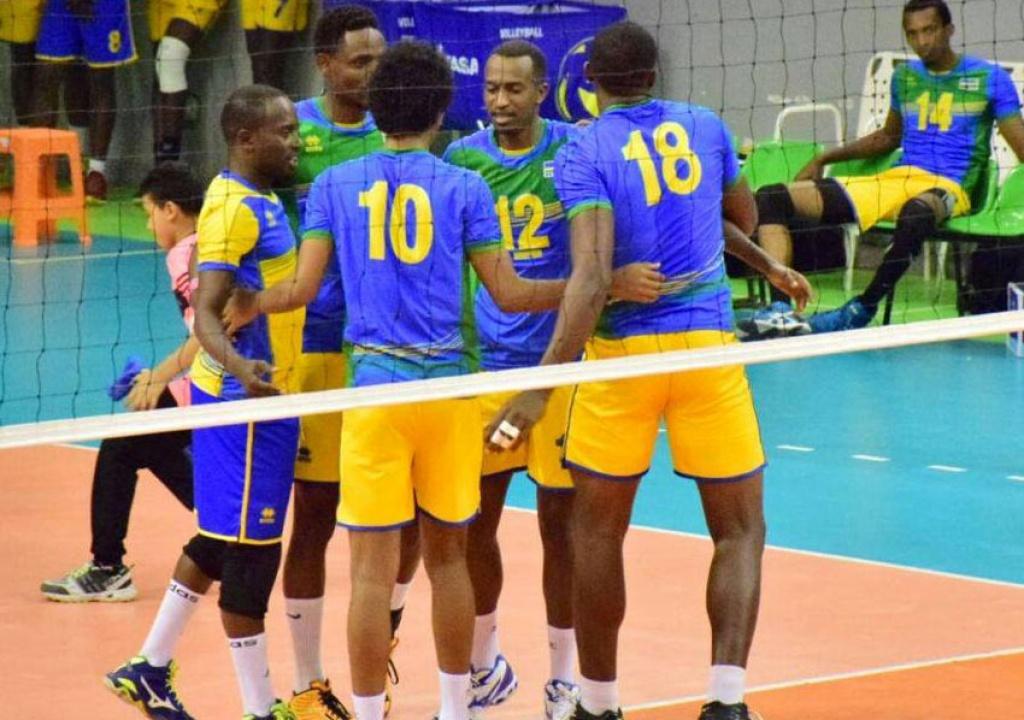 Rwanda Men's Volleyball Team Eye All Africa Games Slot ...