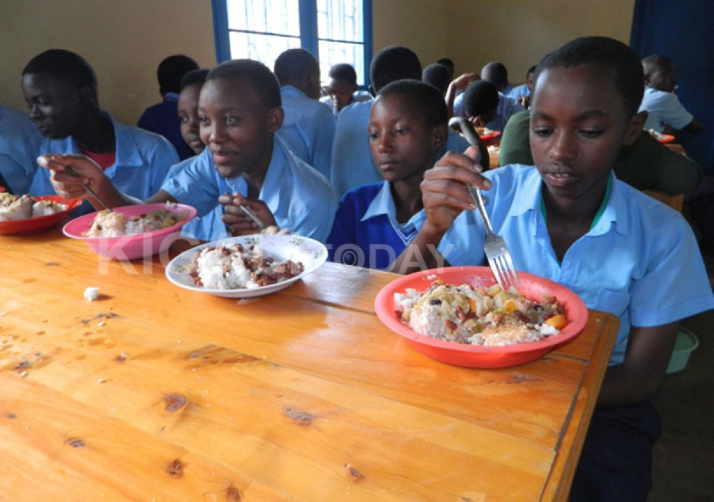 Ministry of Education in School Feeding Puzzle