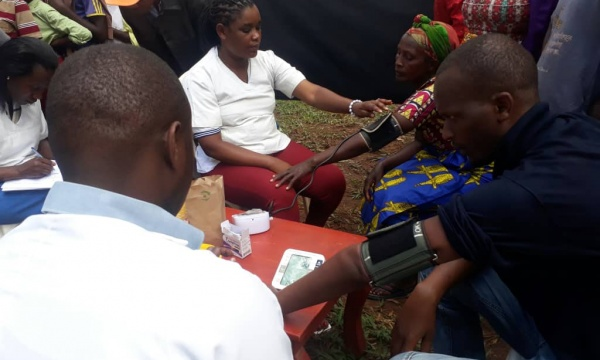 Midwives, Nurses Pay Health Insurance for 1000 People