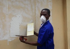 He Painted Rwanda's Central Bank and Here is the Reward