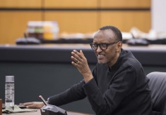 President Kagame, An illuminating Conversation with the Press