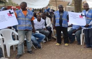 Rwanda Men Sign Up To Defeat Gender Based Violence