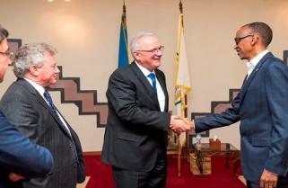 The EU Will Not Sneak A Hand Into Rwanda's Politics