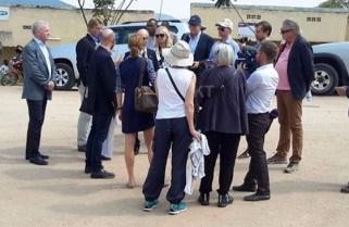 Swedish Lawyers In Rwanda To Investigate Genocide