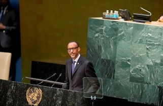 Kagame Warns 'Consensus on Sustainable Development Incomplete'