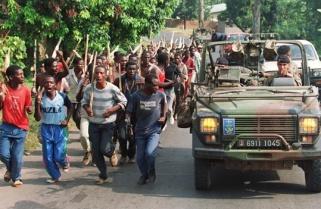 "Alain Juppe's ""genocides"" In Rwanda"