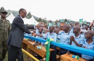 Kagame In Norway For Global Summit On Education