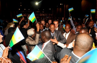'Rwanda Day' Mobilizes 33,000 Diaspora For National Development