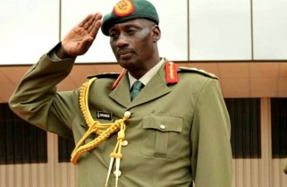 Kagame Mourns Fallen Uganda Minister and ex-Army Chief