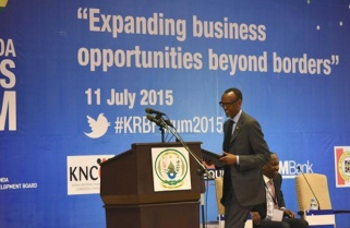 Kagame Bothered By Slow Development In East Africa