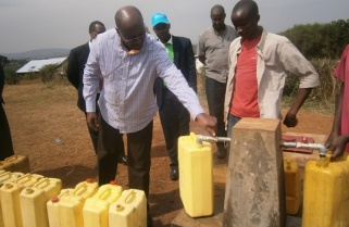 Staying Awake To Fetch Miracle Water From Kigali Taps