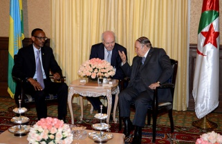 Behind Kagame's Visit To Algeria