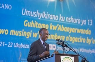 Rwanda Will Be Great Soon – Kagame
