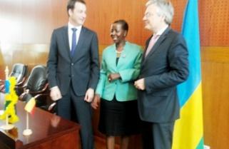 Belgium Supports Rwanda's Digitalisation of Genocide Memorial Archives