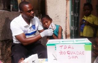 Battling Demons and Malaria: Story of Community Health Workers in Rwanda