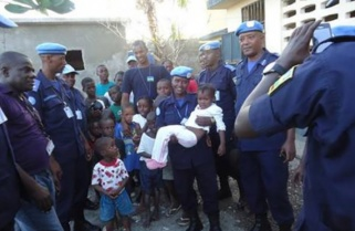 Rwanda Police Peacekeepers Conclude Mission in Haiti, But their Legacy Remains
