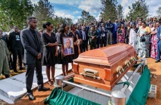 President Kagame Eulogises Late Brig Gen (Rtd) Andrew Rwigamba