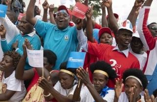 RPF Wins Majority Seats in Parliament