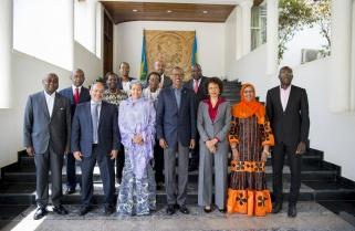 Kagame AU Reform Team Converges in Kigali