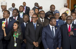 Kagame Thanks Africa for 'Double Trust'