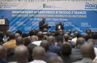 We Should Never Allow Anyone to Suffocate Us – Kagame
