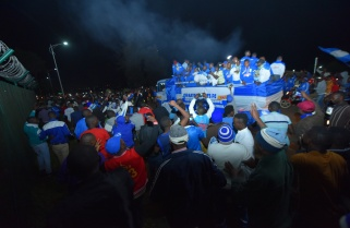 Rayon Sports Fc Receives Heroic Welcome in Kigali
