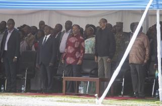 Leaders Working Like Mercenaries – Kagame