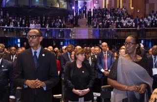 Whoever Wants to Mess with Us, We'll Mess Up With them Big Time – Kagame