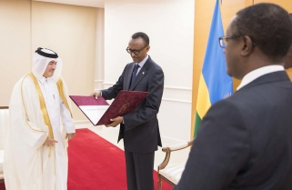 Change for Continuity As Rwanda Welcomes New Envoys