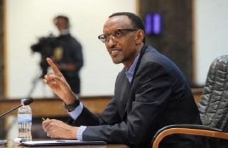 Rwanda President Kagame Announces Running In 2017