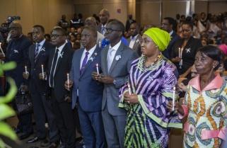 Kwibuk25: AfDB Honours Victims of the 1994 Genocide Against the Tutsi