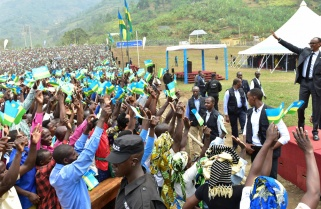 #Kwibohora23/ Nyabihu 4th July 2017