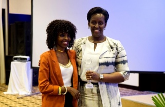 Rwanda's First Lady To Introduce Young Leaders To Leadership