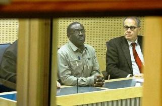 Sweden Arrests Genocide Suspect