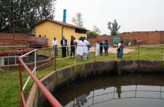 Kigali, from Water Bill to Sewage Bill