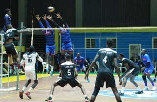 Regional Clubs Descend to Kigali Ahead of Zone V Club Volleyball Championship
