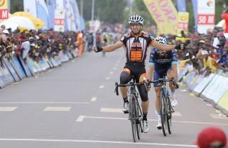 Algerian Azzedine wins first stage of Tour du Rwanda