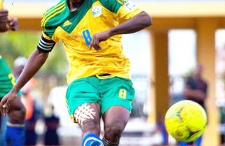 Haruna Joins Amavubi Camp Ahead of Cote d'Ivoire Qualifier