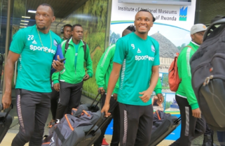 Gor Mahia in Kigali Ahead of Rayon Sports Clashon Sunday