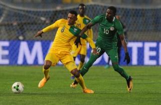 Rwanda, Nigeria Share Spoils in CHAN Group C