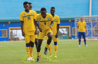 Rwanda Up Two Places In Latest FIFA Rankings