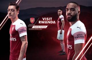 Kwita Izina: Arsenal Deal has Paid Off, UK Tourists Increased by 5%