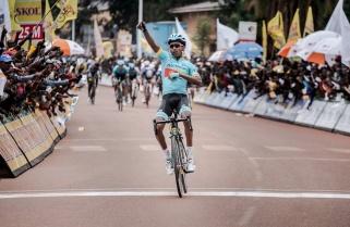 Tour du Rwanda: Kudus Wins Stage Two, Areruya Named Best Young Rider