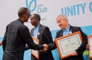 US Citizen Among Recipients of Rwanda's Civilian Honour