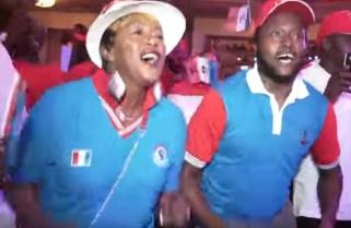 Belgium: RPF Members In Envers Campaign for Kagame
